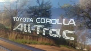 1992 Toyota Corolla All-Trac Deluxe