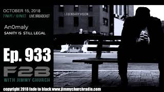 Ep. 933 FADE To BLACK Jimmy Church W/ An0maly : The Pop Culture Conspiracy : LIVE