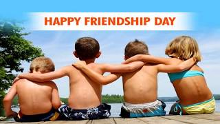Happy Friendship Day 2017-  Greetings, SMS Message, Wishes, Quotes, Whatsapp Video, E-card
