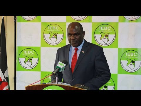 BREAKING NEWS: Wafula Chebukati indefinitely postpones election in NASA strongholds