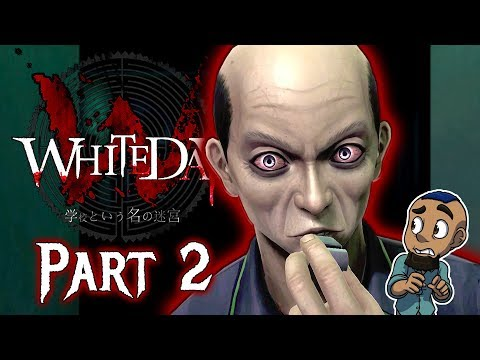 DEADLY JANITOR | White Day: A Labyrinth Named School REMAKE — Part 2 | Horror Game Gameplay PS4 / PC