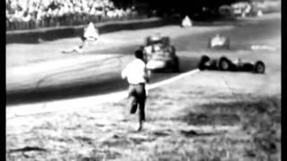 Italian Grand Prix Tragedy At Monza 1961