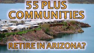 55 Plus Retirement Communities in Arizona