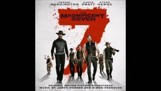 02 - Seven Angels of Vengeance - James Horner & Simon Franglen - The Magnificent Seven