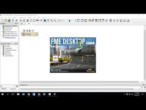 ArcGIS Online - FME Workbench Training - YouTube