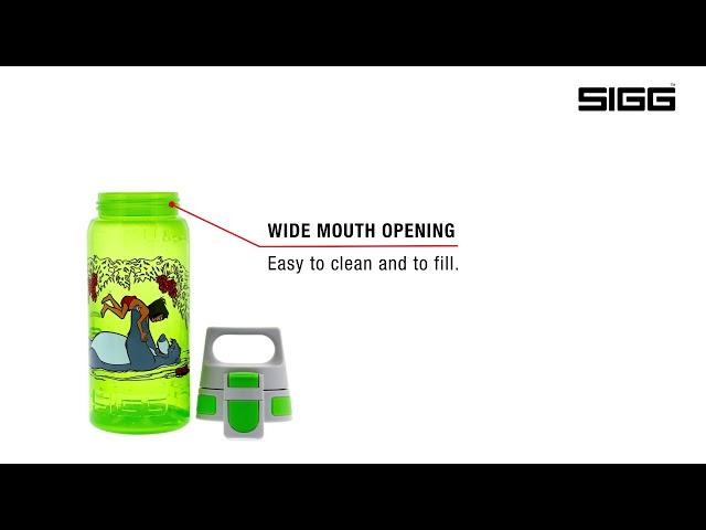 Видео Фляга SIGG Viva One 0.5L Blue