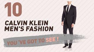 Calvin Klein Suits For Men // New & Popular 2017