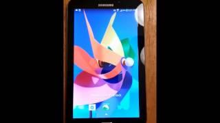 How to unlock Samsung Galaxy Tab 3 by code