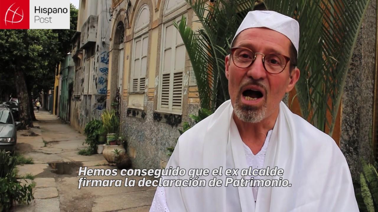 Umbanda patrimonio cultural inmaterial de Río de Janeiro