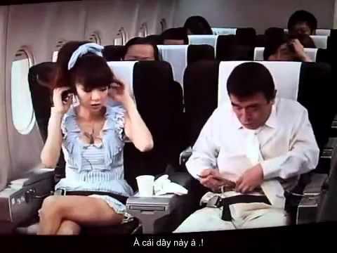 Lần đầu đi máy bay .... cười vỡ bụng chết lun