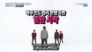 infinite clock ep 1 indo sub - TH-Clip