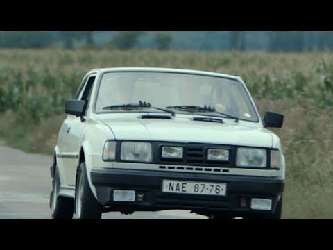 moje Škoda Rapid 130 ve filmu Narušitel (2019)