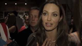 Angelina Jolie at 18th Sarajevo Film Festival