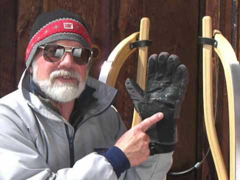 Rodeln: Make Rodeling Gloves (Rodeln Handschuhe)