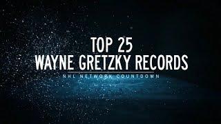 NHL Network Countdown: Top 25 Wayne Gretzky Records