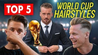 Top 5 World Cup Hairstyles | Mens Hair Inspiration | SlikhaarTV