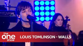 Louis Tomlinson - Walls (Live on The One Show)