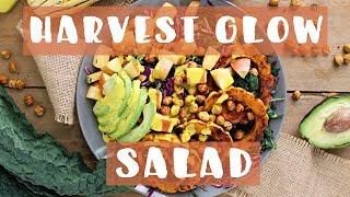 <span class='sharedVideoEp'>007</span> 豐收健康沙拉 Harvest Glow Salad