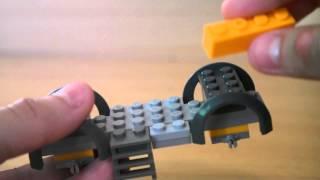 Как собрать внедорожник из LEGO