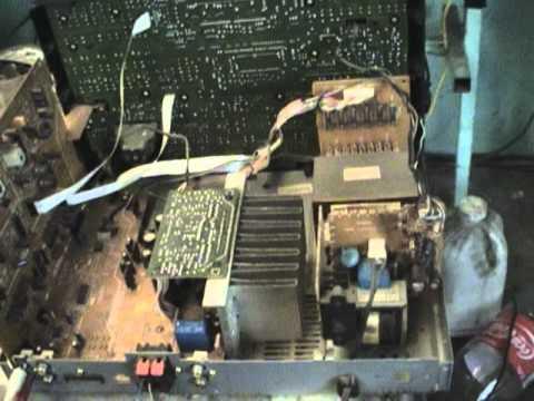 Como reparé mi sony LBT-A37 para conectarlo a la computadora