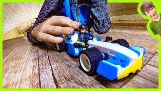 Lego Race Cars!