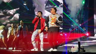 Despacito Luis Fonsi y Daddy Yankee en vivo Choliseo de PR 6/2/18