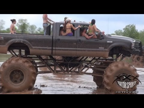 Baddest 4X4 Trucks in the South!