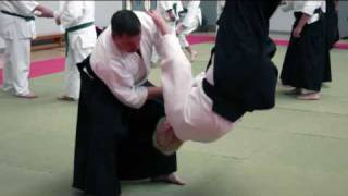 preview picture of video 'Rising Sun Aikido : Photos of the May bank holiday weekend course'