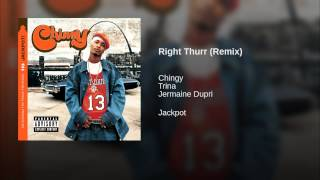 Right Thurr (Remix)