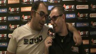 Greek Poker Tour - Oct 2009, Nikos Sinatsakis