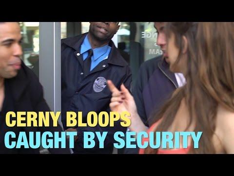 CERNY BLOOPS - Caught by security ft J Balvin, Sebbbbas, Juanpa Zurita, Mario Ruiz