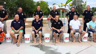 Kaysville City Council ALS Ice Bucket Challenge