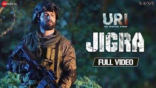 Jigra - Full Video | URI |  Vicky Kaushal  Yami Gautam | Siddharth B  Shashwat S