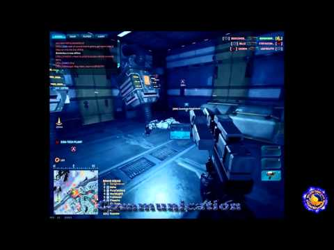 Planetside 2-Blue Dream Mercenaries