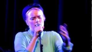 Ane Brun - Undertow - Live
