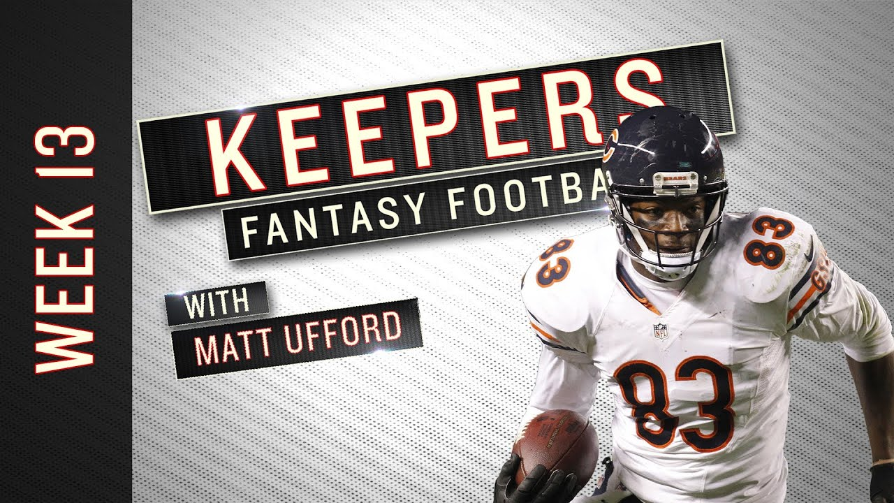 Keepers: Week 13 Fantasy Football Advice thumbnail