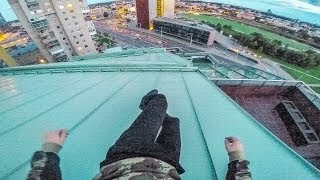 Escaping Roof AFTER Mistaken For Thief AND Police Called - Video Youtube
