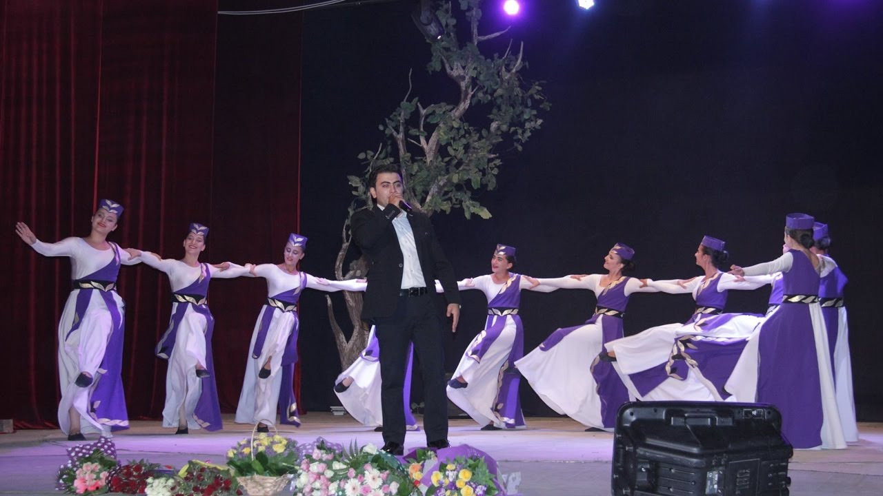 Grigor Mirzoyan -Menahamerg 2016 Echmiadzin