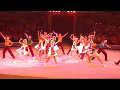 """Театр танца """"Розовый слон"""" - Вот, здорово!"""