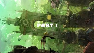 These People Are Rude - Gravity Rush - Part 1