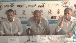 preview picture of video 'BŁĘKITNI Stargard Szczeciński - POGOŃ Siedlce'