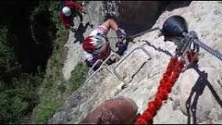 Klettersteig Bandschlinge : Klettersteige u touren bilder mehr outdooractive