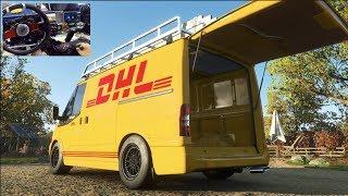 Forza Horizon 4 LP EP2 -My DHL Drift Van/ NEW Stunt Mission! (Fanatec Wheel)| SLAPTrain