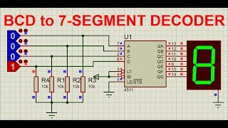 Interfacing to 7-Segment Displays - TheLearningPit