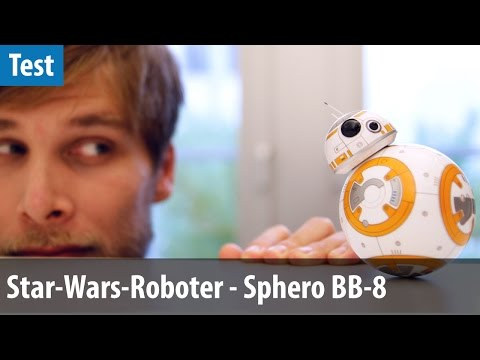 Star-Wars-Roboter Sphero BB-8 im Test | deutsch / german