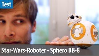 Star-Wars-Roboter Sphero BB-8 im Test | deutsch / german