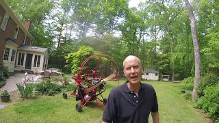 Why Fly an Ultralight Powered Parachute