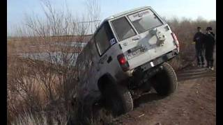 preview picture of video 'Off-road Соревнования Байга 2010 Караганда - Сюжет 5 канал'