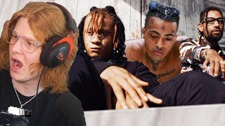WOW.. XXXTENTACION   Bad Vibes Forever Video (feat. PnB Rock & Trippie Redd) REACTION