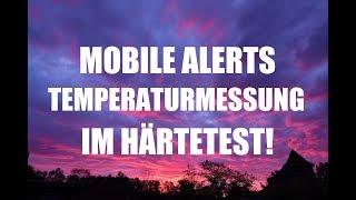 Koiteichblog [94] ★ 1 Jahr Mobile Alerts, der Härtetest